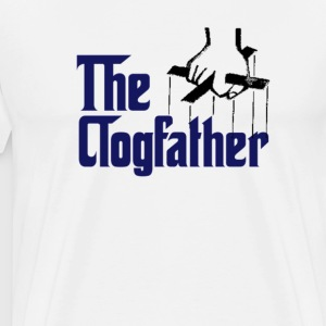 The Clogfather - Men's Premium T-Shirt