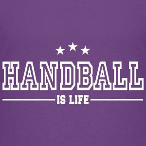 handball is life 2 Baby & Toddler Shirts - Toddler Premium T-Shirt