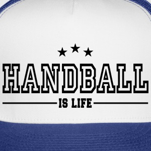 handball is life 2 Sportswear - Trucker Cap