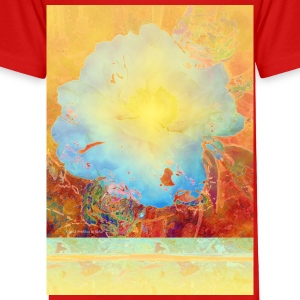 Abstract Peony - Toddler Premium T-Shirt