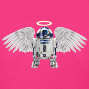R2-D2 Angel Wings T-Shirts - Women's T-Shirt