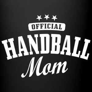 handball mom / official handball mom Mugs & Drinkware - Full Color Mug