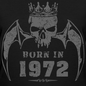 born_in_the_year_197221 T-Shirts - Women's T-Shirt