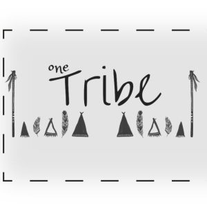 tribe mug - Full Color Panoramic Mug