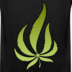 Pot Leaf Sportswear - Men's Premium Tank