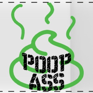 POOP ASS Mugs & Drinkware - Panoramic Mug
