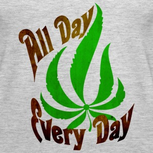 All Day Every Day Tanks - Women's Premium Tank Top