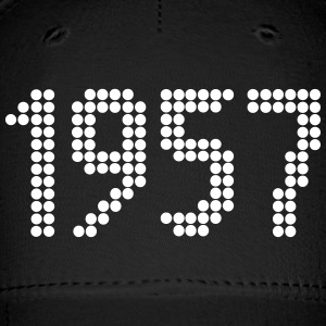 1957, Numbers, Year, Year Of Birth Sportswear - Baseball Cap