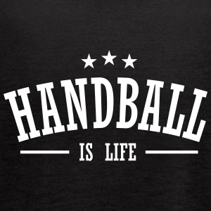 handball is life 3 Tanks - Women's Flowy Tank Top by Bella