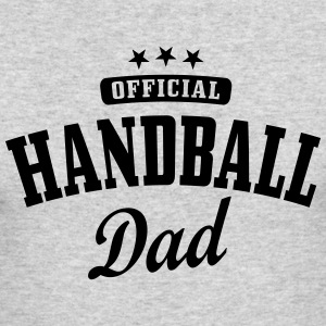 handball dad / official handball dad T-shirts (manches longues) - T-shirt manches longues pour hommes Next Level
