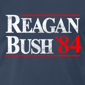 Reagan - Bush '84 - Men's Premium T-Shirt