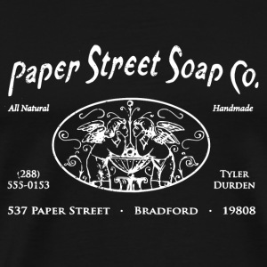 Paper Street Soap - Men's Premium T-Shirt