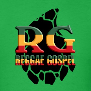 reggae gospel - Men's T-Shirt