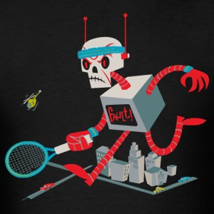 Deathbot Ace - Men's T-Shirt