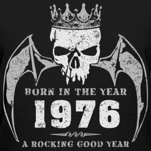 born_in_the_year_197602 T-Shirts - Women's T-Shirt