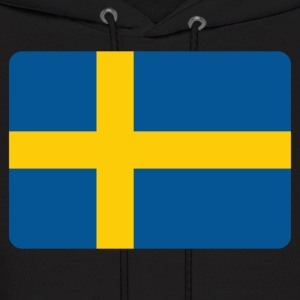 SWEDEN IS GREAT! Hoodies - Men's Hoodie