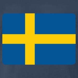 SWEDEN IS GREAT! T-Shirts - Men's Premium T-Shirt