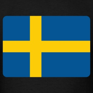 SWEDEN IS GREAT! T-Shirts - Men's T-Shirt
