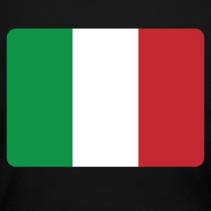 Italy is the best! Long Sleeve Shirts - Women's Long Sleeve Jersey T-Shirt