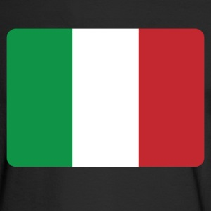 Italy is the best! Long Sleeve Shirts - Men's Long Sleeve T-Shirt