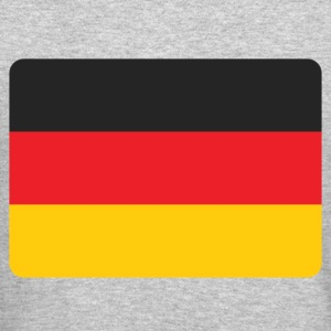 DEUTSCHLAND - GERMANY  Long Sleeve Shirts - Crewneck Sweatshirt