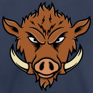 Wild Boar Face 2 Baby & Toddler Shirts - Toddler Premium T-Shirt