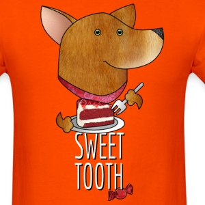 Sweet tooth T-shirt - Men's T-Shirt