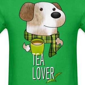 Tea lover's T-shirt - Men's T-Shirt
