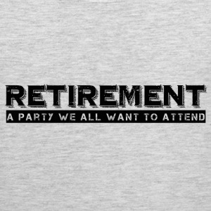RETIREMENT Sportswear - Men's Premium Tank