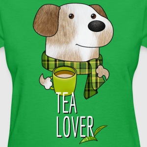 Tea lover's T-shirt - Women's T-Shirt