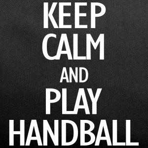 keep calm and playhandball Sportswear - Duffel Bag