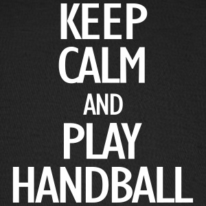 keep calm and playhandball Sportswear - Baseball Cap