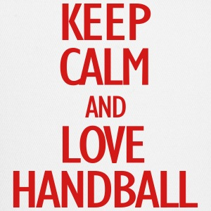 keep calm and love handball Sportswear - Trucker Cap
