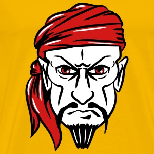 Pirate headscarf T-Shirts - Men's Premium T-Shirt