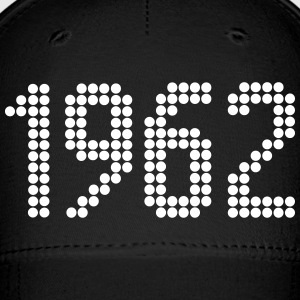 1962, Numbers, Year, Year Of Birth Sportswear - Baseball Cap