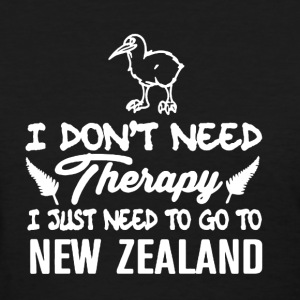 New Zealand Shirt - Women's T-Shirt
