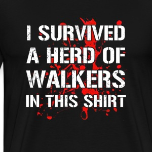 Walkers - Men's Premium T-Shirt