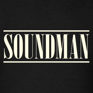 vintage soundman - Men's T-Shirt