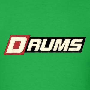 old drums - Men's T-Shirt
