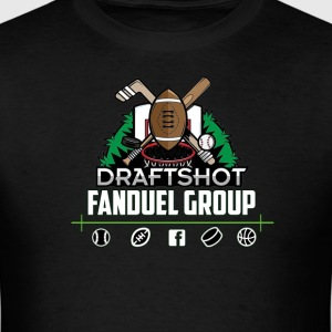 Draftshot Fanduel Group T-Shirt - Men's T-Shirt
