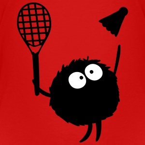 Badminton player Toddler Premium T-Shirt - Toddler Premium T-Shirt