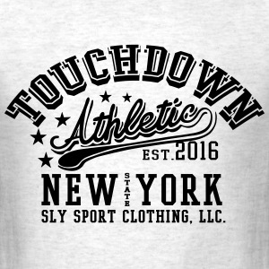 TOUCHDOWN GRAPHIC TEE - Men's T-Shirt