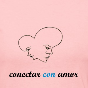 CONECTAR CON AMOR - Women's Long Sleeve Jersey T-Shirt