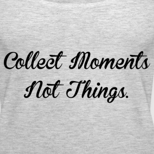 COLLECT MOMENTS Tanks - Women's Premium Tank Top
