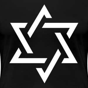 STAR OF DAVID T-Shirts - Women's Premium T-Shirt