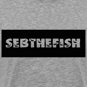 Sebthefish first t-shirt - Men's Premium T-Shirt