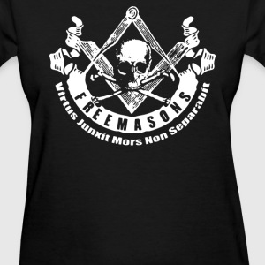 Masonic Creed Flag Banner T-Shirts - Women's T-Shirt