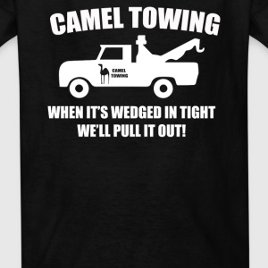 camel towing Kids' Shirts - Kids' T-Shirt
