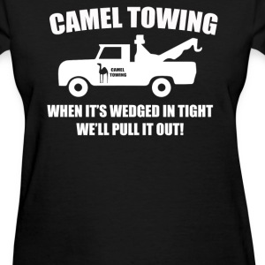 camel towing T-Shirts - Women's T-Shirt