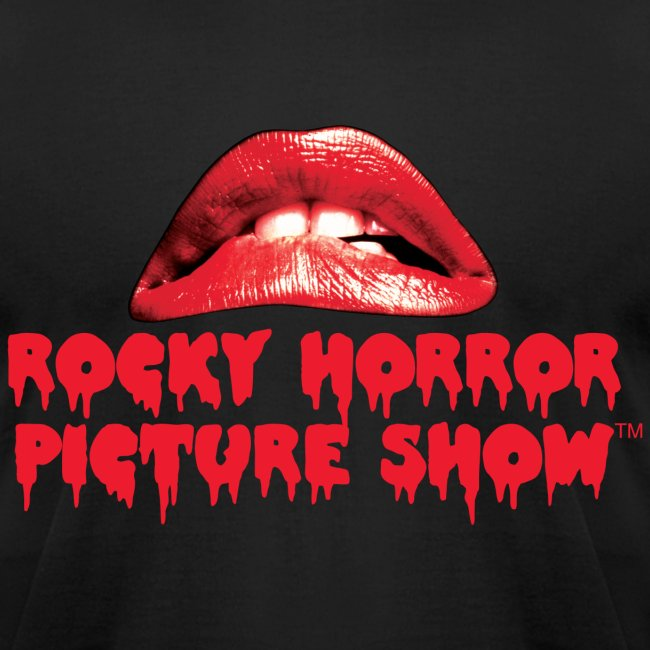 Rocky Horror American Apparel Black